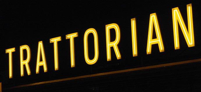 Trattorian neonliknande LED LPFLEX