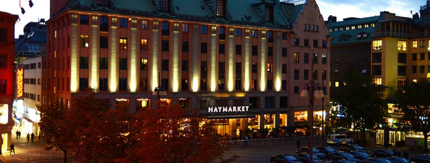 Haymarket by Scandic Focus Neon
