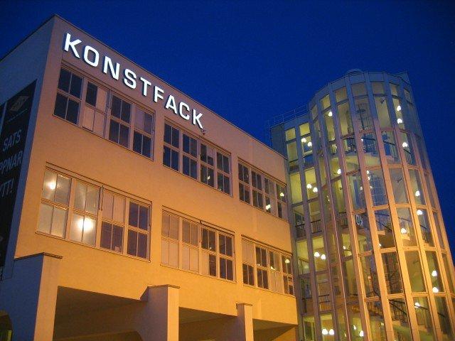 KONSTFACK STOCKHOLMS SKYLTPRIS 2008
