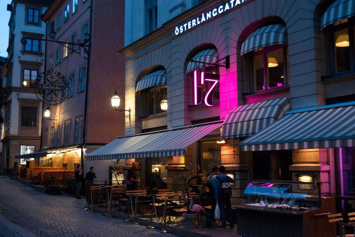 Bästa skyltarna i Stockholm av Focus Neon
